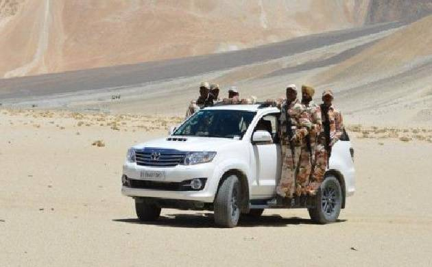ITBP deploys power vehicles for quick deployment at China border