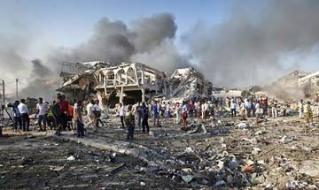 Somalia rocked by deadliest single attack in history; 276 killed, around 300 injured