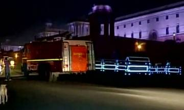 Fire breaks out on second floor of Prime Minister's office during wee hours; situation under control