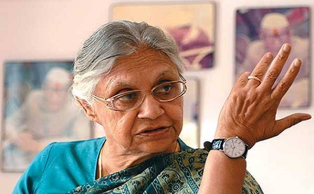 Sheila Sikshit says Delhi has some of the most efficient bureaucrats