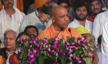 Yogi Adityanath in Ayodhya: Saryu river lights up with diyas on historic 'Deepotsav' as UP CM talks of Ram Rajya