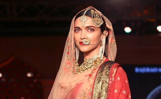 Padmavati: Deepika Padukone asks for action post rangoli vandalism