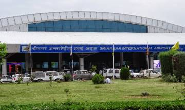 Jaipur and Srinagar airports top list in small aerodromes