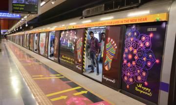 Delhi Metro to run till 10 pm on Diwali