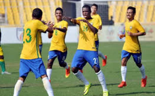 Brazil Football Team - File Photo