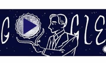 Google Doodle celebrates birthday of legendary astrophysicist Subrahmanyan Chandrasekhar