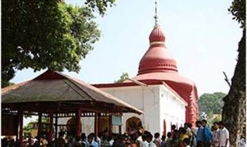 Diwali 2017: Thousands of devotees throng 16th-century Tripura Sundari temple
