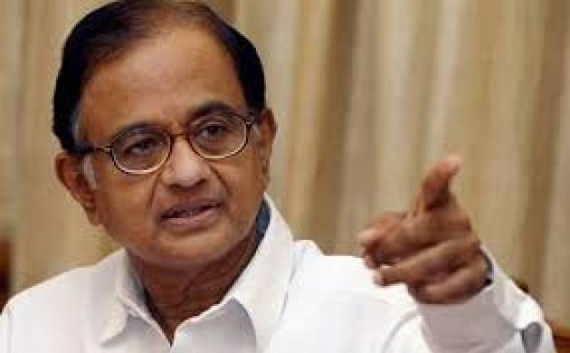 Chidambaram slams EC for not announcing Gujarat poll schedule (File Photo)