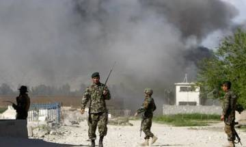 120 dead as Taliban launches fresh attack at Maiwand base in Afghanistan