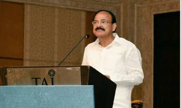 Vice President: M Venkaiah Naidu admitted to AIIMS hospital on account of high sugar and blood pressure