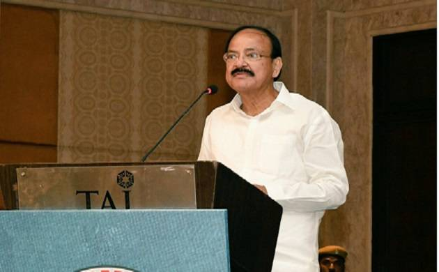 Vice President (VP) of India M Venkaiah Naidu  (Source: Twitter)