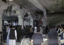 Afghanistan: US condemns twin terror attacks on mosques