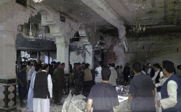 During Friday prayers, suicide bombers yesterday struck a Shiite mosque in Kabul and a Sunni mosque in western Ghorprovince. (Source: PTI/Representative)