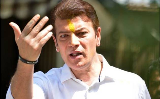 Bollywood actor Aditya Pancholi