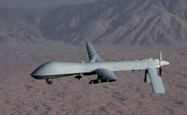 Drones - File Photo