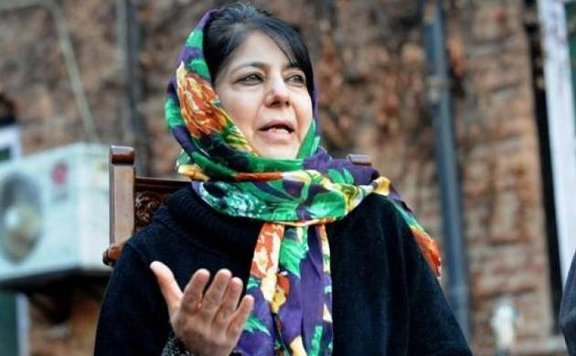 Mehbooba Mufti welcomes Centre's Kashmir initiative, Congress says 'muscle power' failed