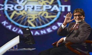 Amitabh Bachchan injures his vocal chords as he wraps shoot of 'Kaun Banega Crorepati'