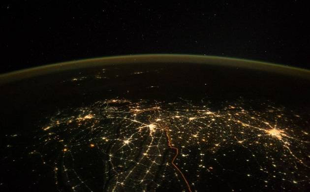What? Viral pic of India from space on Diwali is trap to make you fool yet again?
