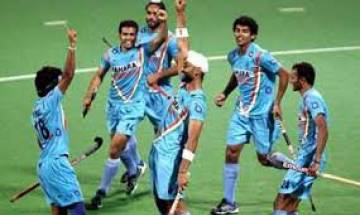 Watch: Asia Cup winning Indian hockey team gets heart warming welcome at Delhi's IGI airport