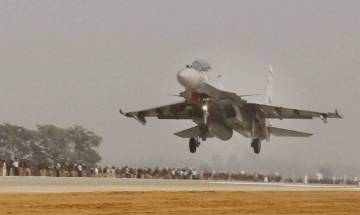 IAF's Mirage 2000, Jaguar fighter jets land on Agra-Lucknow Expressway in special war drill