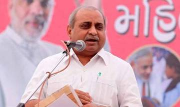 Gujarat elections 2017: Deputy CM Nitin Patel says Cong would even invite Hafeez Saeed if feels he can help in winning polls