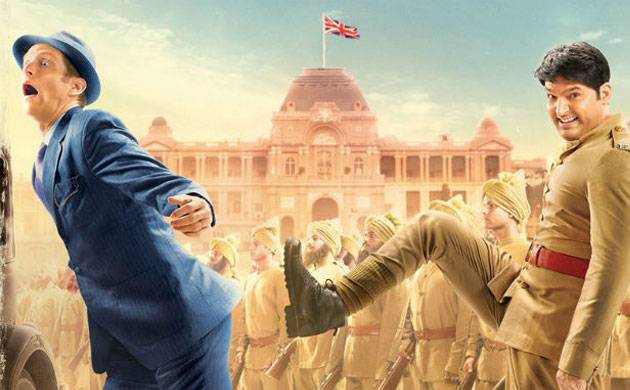 Firangi trailer: Comedy king Kapil Sharma tries hand on romance in this pre-independence story