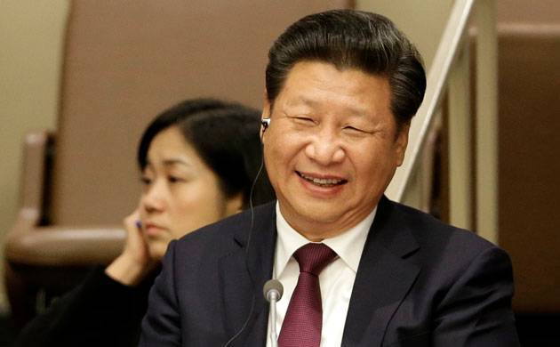 President of China Xi Jinping (file photo)