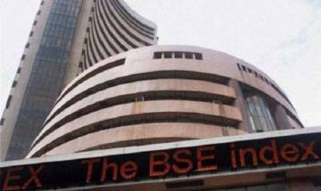 Sensex, Nifty retreat from record highs; bank stocks rally