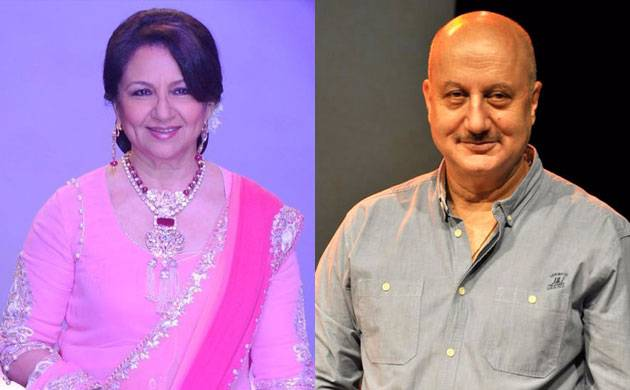 Situation at FTII will be better under Anupam Kher: Sharmila Tagore