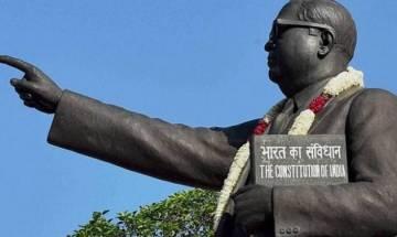 Haryana: Dr B R Ambedkar's statue stolen from Meerapur village