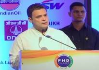 Rahul Gandhi says PM Modi has a small heart inside his 'big chest'