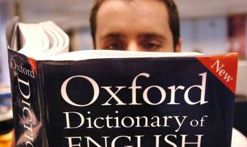 Anna, Abba, Achha! 70 Indian words mark their entry in the Oxford dictionary