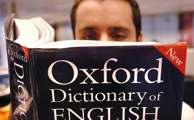 70 Indian words mark their entry in the Oxford dictionary