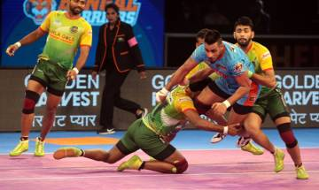 Pro-Kabaddi League 2017: Patna Pirates defeat Bengal Warriors 47-44, set to clash with Gujarat Fortunegiants in final
