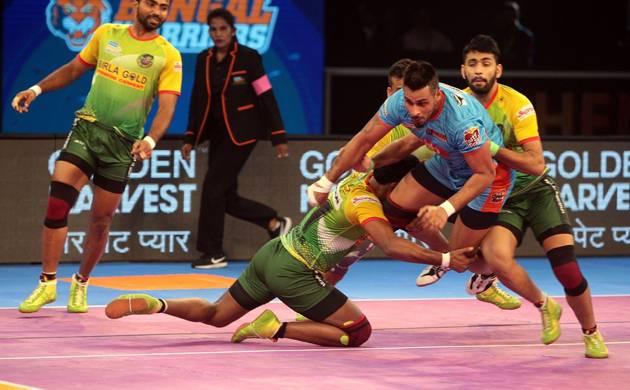 Pro-Kabaddi League: Patna Pirates storm into tournament finale