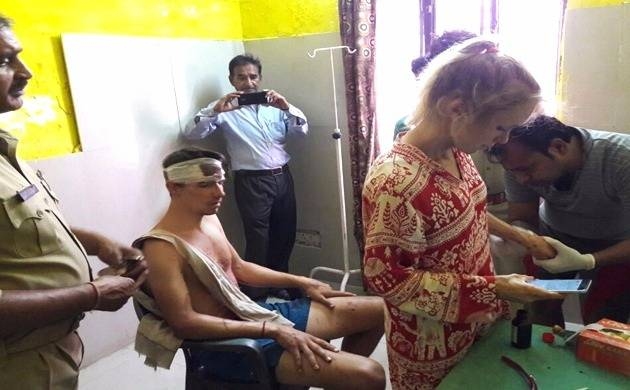 Swiss couple assault: Uttar Pradesh Police detains five minors, one absconding. (File Photo)