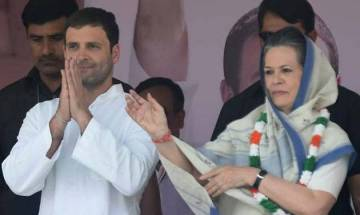 Sonia Gandhi in hospital, Rahul tweets her well-being - Ma is better