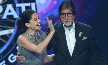 Taapsee Pannu is all praises for her 'Pink' co-star Amitabh Bachchan, says 'he is pure addiction'