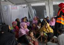 US shares India's concerns on Rohingya issue: Official