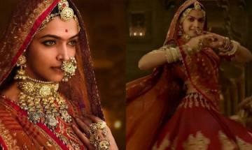 Padmavati's first song 'Ghoomar' CROSSES 20 million views; Deepika Padukone overwhelmed with response
