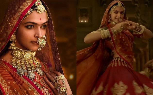 Padmavati's first song 'Ghoomar' CROSSES  20 million views