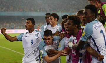 FIFA Under-17 World Cup: England beat Spain 5-2 to become world champions