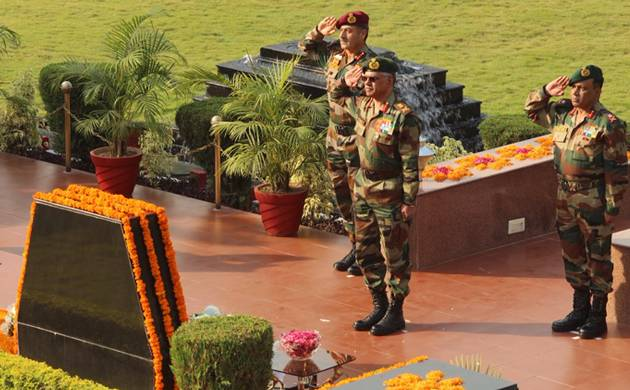 Indian Army celebrates 70th Infantry Day