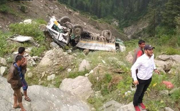 Himachal Pradesh bus accident - Representative image