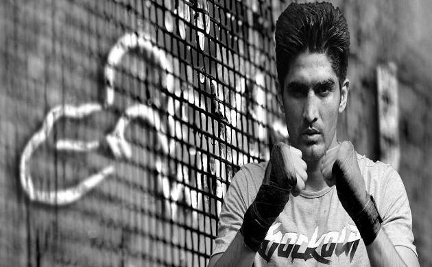 Indian Pro Boxer Vijender Singh (Source: Twitter)