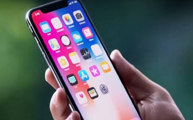 Apple's i phone X (Inage source: You Tube)
