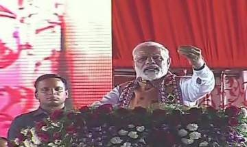 PM Modi hits out at 'Congress culture' of stalling projects, says NDA govt took steps to end it