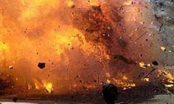 Jammu: Fire damages hut at slum housing Rohingya Muslims at Narwal bypass