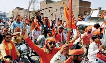 Muslims will make India an Islamic nation by 2027 says Yogi Adityanath's Hindu Yuva Vahini