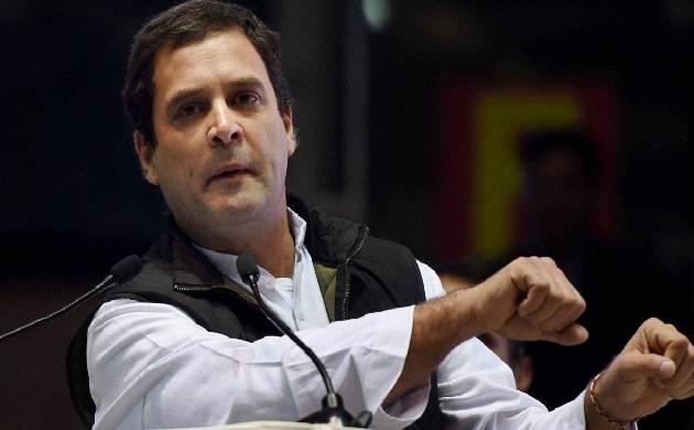 Pidi becomes top trend on Twitter as Rahul Gandhi introduced 'Pidi Gandhi.
